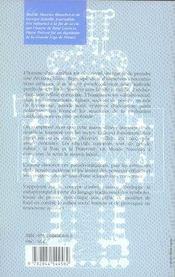 La Spiritualite Et Ses Parodies Modernes - 4ème de couverture - Format classique