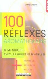 100 Reflexes Aromatherapie - Intérieur - Format classique