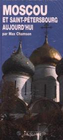 Moscou St Petersbourg - Couverture - Format classique