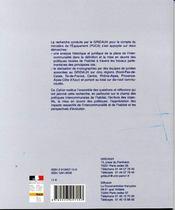 Les Cahiers Du Gridauh N.16 ; Intercommunalité Et Habitat : Les Communautés Au Milieu Du Gué ? - 4ème de couverture - Format classique