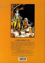 Un monde idéal t.4 ; le phare - 4ème de couverture - Format classique