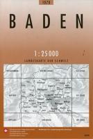 Baden - Couverture - Format classique
