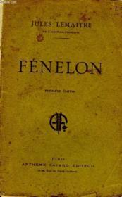 Fenelon. - Couverture - Format classique