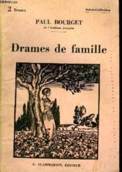 Drames De Famille. Collection : Select Collection N° 229 - Couverture - Format classique