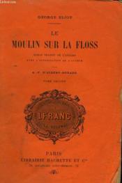 Le Moulin Sur La Floss. Tome 2. - Couverture - Format classique
