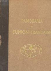 Panorama De L'Union Francaise - Couverture - Format classique
