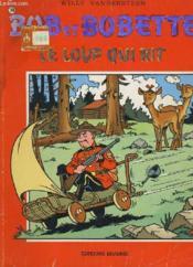 Bob Et Bobette - Le Loup Qui Rit - Couverture - Format classique