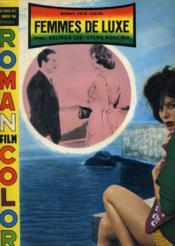 ROMAN FILM COLOR - 4eme ANNEE - N°1 - Couverture - Format classique
