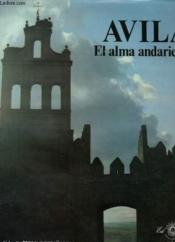 Avila El Alma Andariega - Couverture - Format classique