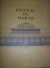 Festival du Marais, 1969.