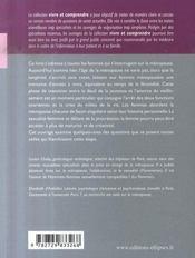La ménopause ; le temps retrouvé - 4ème de couverture - Format classique
