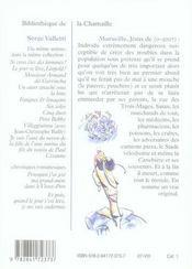 Jésus de Marseille ; psychiatrie/déconniatrie - 4ème de couverture - Format classique