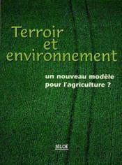 Terroir et environnement - Couverture - Format classique
