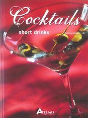 Cocktails Short Drinks - Intérieur - Format classique