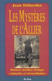 Allier Mysteres - Intérieur - Format classique