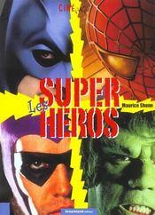 Les super heros - Intérieur - Format classique