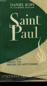 Saint-Paul. Conquerant Du Christ. - Couverture - Format classique
