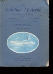 La Natation Moderne Enseignee A Tous - Couverture - Format classique