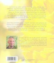 52 semaines de jardinage - 4ème de couverture - Format classique