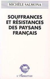 Souffrances et résistances des paysans français - Intérieur - Format classique