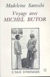 Voyage Avec Michel Butor - Couverture - Format classique