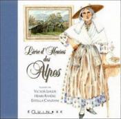 Livre d'heures des Alpes - Couverture - Format classique