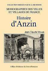 Histoire d'anzin - Couverture - Format classique