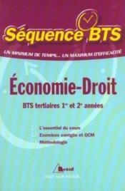 Sequence Bts - Couverture - Format classique