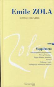 Oeuvres Completes T.21 - Couverture - Format classique