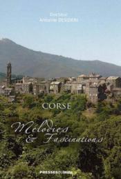 Melodies Et Fascinations - Couverture - Format classique