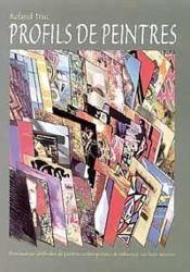 Profils De Peintres - Dominances Cerebrales De Peintres Contemporains & Influences Sur Leurs Oeuvres - Couverture - Format classique
