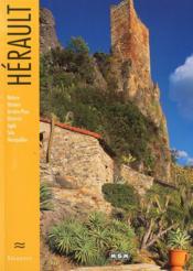 Découvrir l'Hérault - Couverture - Format classique
