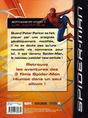 Spiderman ; compilation t.3 - 4ème de couverture - Format classique