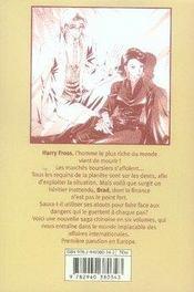 Golden man t.1 - 4ème de couverture - Format classique