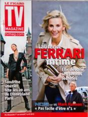 Tv Magazine Le Figaro N°21045 du 31/03/2012 - Couverture - Format classique