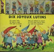 Dix Joyeux Lutins - Couverture - Format classique