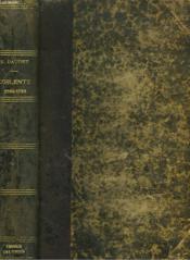 COBLENTZ 1789-1793 (D'APRES DES DOCUMENTS INEDITS). Suivi de Lettres du Comte de Provence, du Comte d'Artois, de Gustave III, du Comte de Calonne, du Maréchal de Castries, du Baron de Breteuil. - Couverture - Format classique