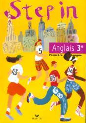 Anglais ; 3ème ; manuel de l'élève (édition 1997) - Couverture - Format classique