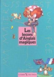 Lecons D'Anglais Magiques - Couverture - Format classique
