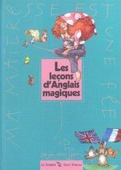 Lecons D'Anglais Magiques - Intérieur - Format classique