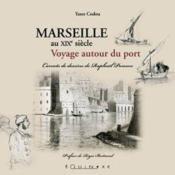 Marseille au xixe siecle - Couverture - Format classique