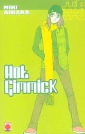 Hot gimmick t.5 - Couverture - Format classique