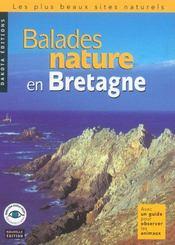 Balades Nature ; En Bretagne (Edition 2003) - Intérieur - Format classique