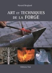 Art et techniques de la forge - Couverture - Format classique
