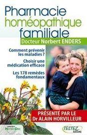 Pharmacie homéopathique familiale - Intérieur - Format classique
