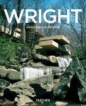 Frank LLoyd Wright - Intérieur - Format classique