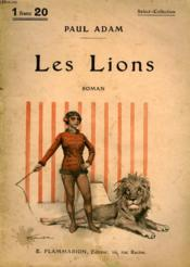 Les Lions. Collection : Select Collection N° 230 - Couverture - Format classique