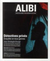 Alibi N.9 ; Vous En Aurez Tous Besoin Un Jour - Couverture - Format classique