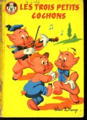 Les Trois Petits Cochons - Mickey Et Goofy Livraison Speciale - Couverture - Format classique