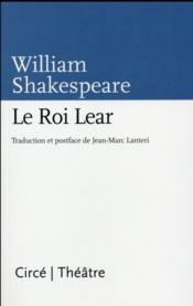 Vente  Le Roi Lear  - William Shakespeare